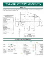 Index Map, Wabasha County 1999